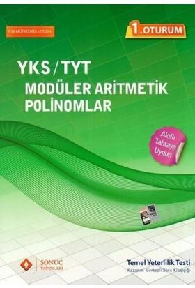 Sonuç YKS TYT 1. Oturum Modüler Aritmetik Polinomlar