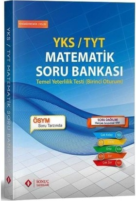 Sonuç YKS TYT Matematik Soru Bankası