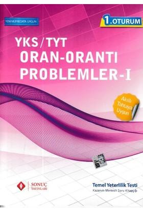 Sonuç YKS TYT 1. Oturum Oran Orantı Problemler 1