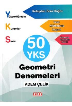 Yayın Dünyamız YKS 50 Geometri Denemeleri