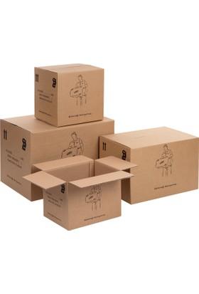 SmallBox Taşıma Kolisi 40*30*30 (5'li)