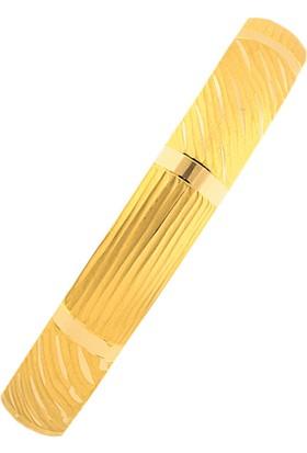 Bilezikhane 14 Ayar Altın Düğün Hediyelik Bilezik