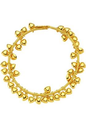 Bilezikhane Kalpli Sarmaşık Bilezik 21.20 Gram 14 Ayar Altın