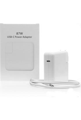 Platoon Apple 87W Usb-C Güç Adaptörü