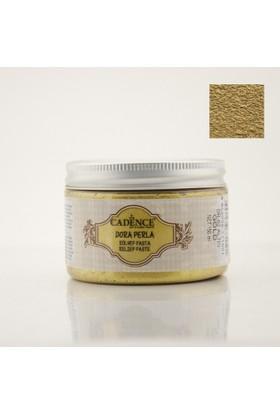 Cadence Altın - Dora Perla Rölyef Pasta 150 ml