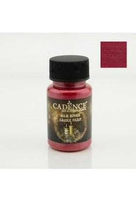 Cadence Kırmızı - Mum Boya 50 ml