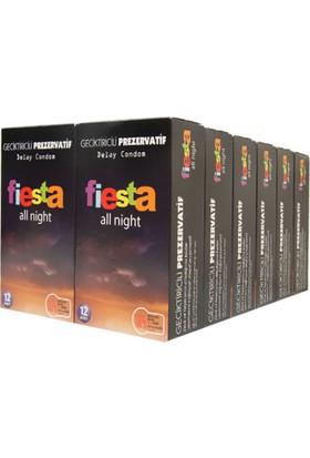 Fiesta Kondom all Night 12 Kutu Prezervatif