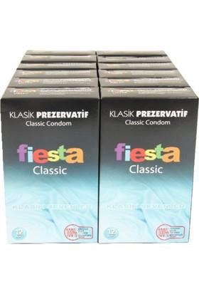 Fiesta Prezervatif 144 Adet Classic Condom Fırsat Paketi