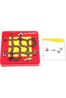 Hi-Q Toys Go Getter - Prince & Dragon (Yolu Göster) - Ödüllü Zeka Oyunu
