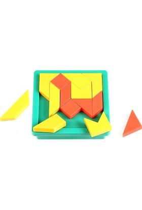 Hi-Q Toys Innovation Pattern B (Yenilikçi Şekiller B) - Zeka Oyunu
