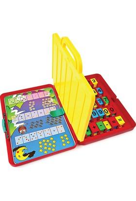 Hi-Q Toys Learning Small World (Matematiğe Ilk Adımlar) - Sayıları ve Dört Işlemi Öğreten Oyun