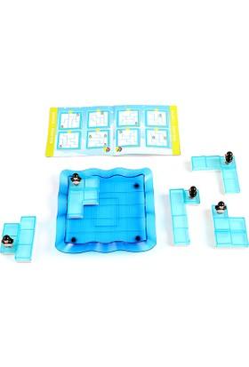 Hi-Q Toys Penguins On Ice (Penguenler Buz Üzerinde) - Zeka Oyunu