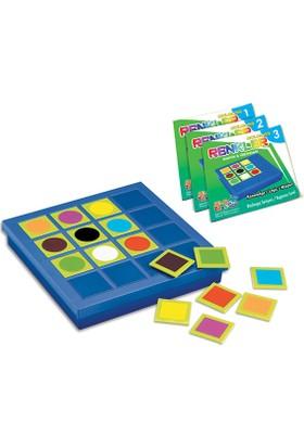 Hi-Q Toys Renkler (Colours) - Zeka Oyunu