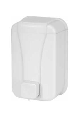 Lider Eko Banyo Sıvı Sabun Dispenseri (Sabunluk) 500Cc Beyaz 546