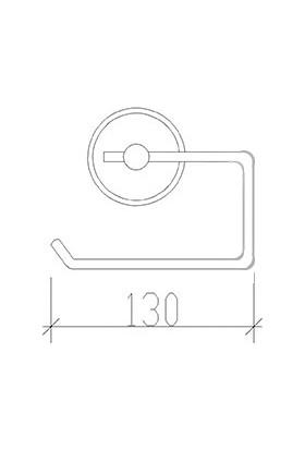 Tema Solo Kağıtlık (Kapaksız) 71410