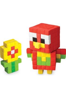 Orb Factory Pikselpops & Papağan Tasarımı