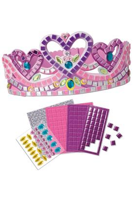 Orb Factory Mozaik Sanatı & Işıltılı Prenses Tacı Tasarımı