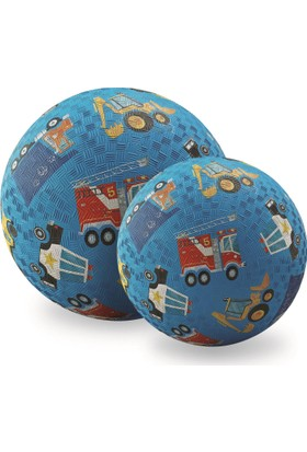 "Crocodile Creek 5\"" Playball - Vehicles Blue"