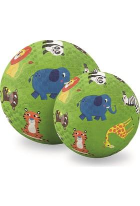 "Crocodile Creek 7\"" Playball - Jungle Animals"