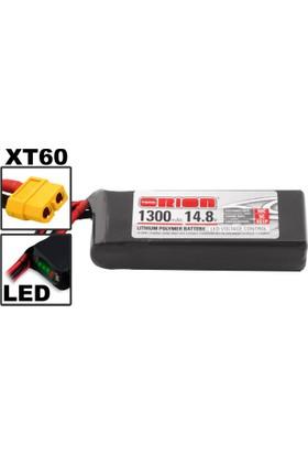 Team Orıon 1300 Mah 4S 14,8V 50C Xt60 Lipo Batarya Orı60236