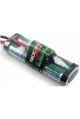 Team Orıon Rocket Pack 3300 8,4V Stick Hump Nimh Batarya W/Trx Plug 12 Awg Orı10340