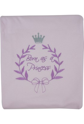 Baby Corner Çift Katlı Battaniye - Little Princess