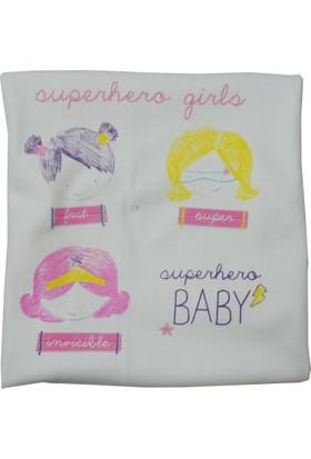 Baby Corner Çift Katlı Battaniye - Supergirl