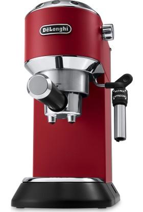 Delonghi Dedica Style Ec 685.R Espresso Ve Cappuccino Makinesi