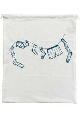 Ayça Ak özel tasarım erkek çamaşır torbası