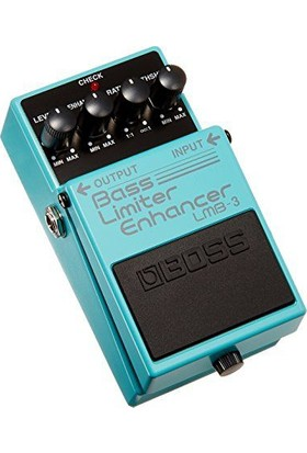 Boss Lmb-3(T) Bas Limiter Enhancer Compact Pedal -