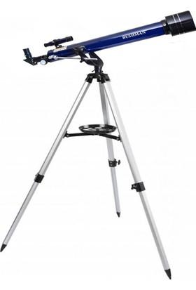 Bushman 60-700 Kaliteli Kara ve Gökyüzü Teleskop (Lacivert)