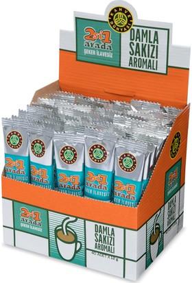Kahve Dünyası 2si 1 Arada Damla Sakızı Aromalı 40lı Paket