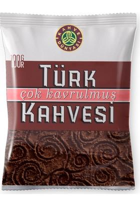 Kahve Dünyası Çok Kavrulmuş Türk Kahvesi 100gr