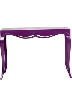 3A Mobilya Purple Avandgard Dresuar Mor