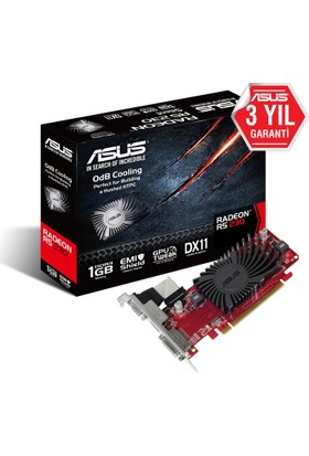 Asus AMD Radeon R5 230 2GB 64Bit DDR3 (DX11) PCI-E 2.1 Ekran Kartı