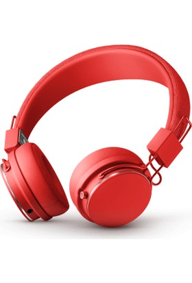 Urbanears Plattan 2 Bluetooth Tomato Mikrofonlu Kulaküstü Mini Boy Kablosuz Kulaklık ZD.4092113