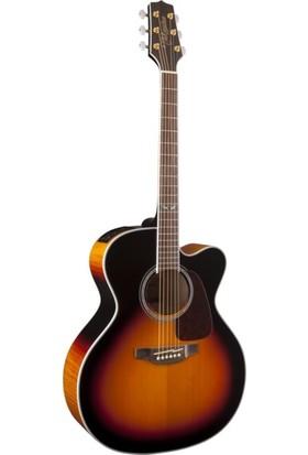 Takamine Gj72Ce-Bsb Elektro Akustik Gitar -