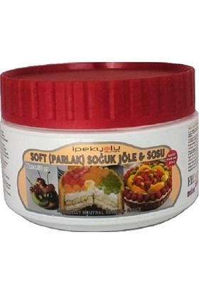 İpekyolu Soft Pasta Jölesi Şarlot Bitkisel 250 gr