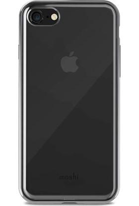Moshi Vitros iPhone 8 / 7 Kuzgun Siyahı Telefon Kılıfı