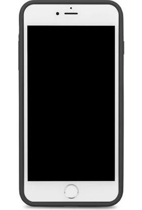 Moshi iGlaze iPhone 8 Plus / 7 Plus Metro Siyah Telefon Kılıfı