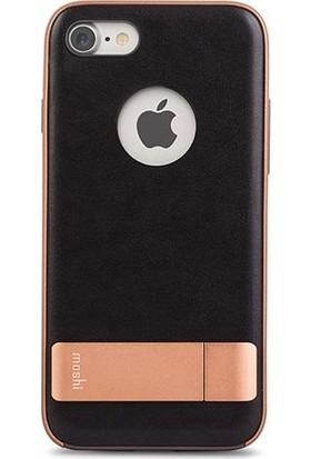 Moshi Kameleon iPhone 8 / 7 Imperial Siyah Telefon Kılıfı