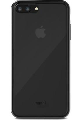 Moshi Vitros iPhone 8 Plus / 7 Plus Kuzgun Siyahı Telefon Kılıfı