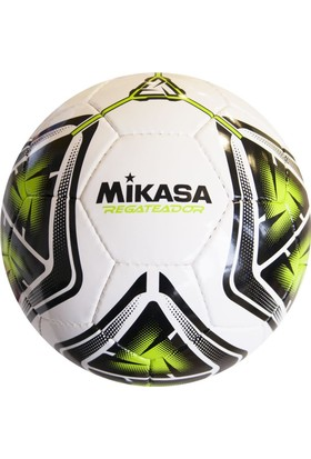 Mikasa Futbol Topu 4 Numara Regateador Beyaz-Yeşil