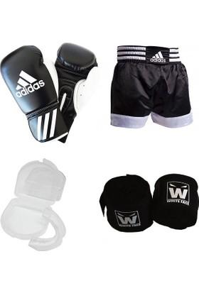 Adidas Muay Thai Seti Siyah 10 oz