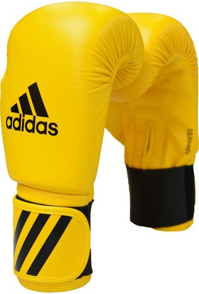Adidas Speed 50 Boks Eldiveni Sarı