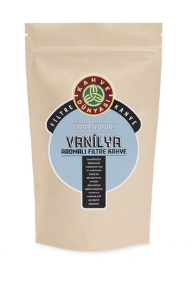 Kahve Dünyası Vanilyalı Filtre Kahve 250Gr
