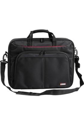 """Classone Classone Pavia Serisi Notebook Çantası 15.6 """" Uyumlu-Siyah Cl310"""