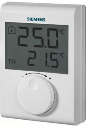 Siemens RDH 100 Kablolu Dijital Ekran Oda Termostatı
