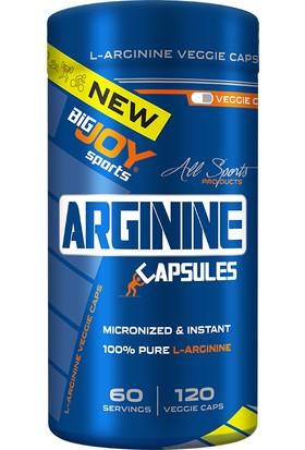 Bigjoy Arginine 120 Kapsül