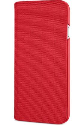Logitech Hinge Apple iPhone 6/6s Kartlıklı Telefon Kılıfı Kırmızı